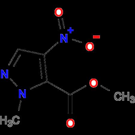 Methyl 1-methyl-4-nitro-1H-pyrazole-5-carboxylate