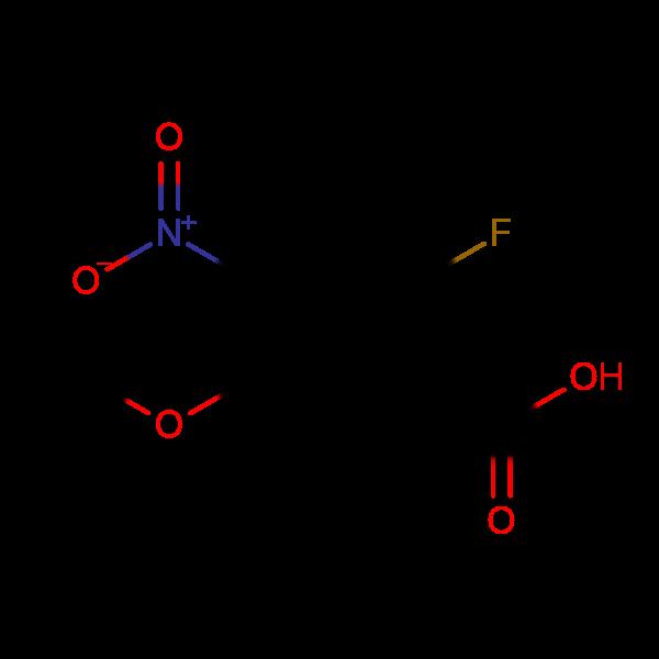 2-Fluoro-5-methoxy-4-nitrobenzoic acid