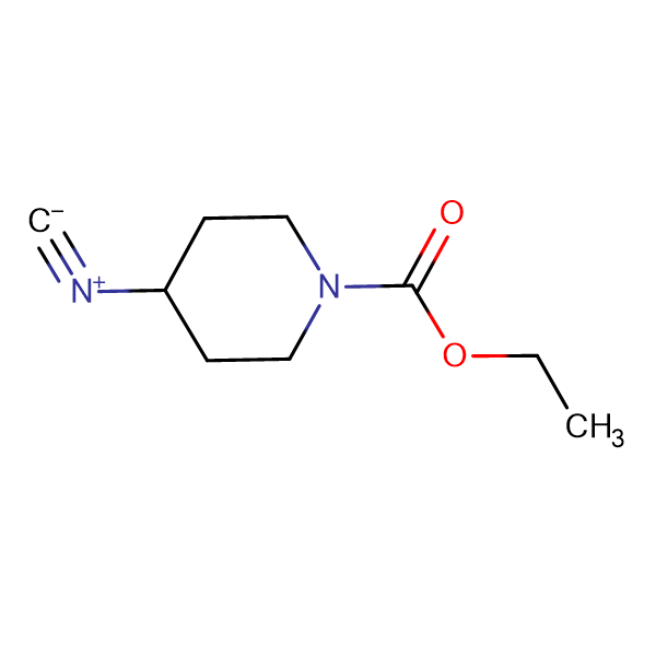 Ethyl-4-isocyano-1-piperidin-carboxylate