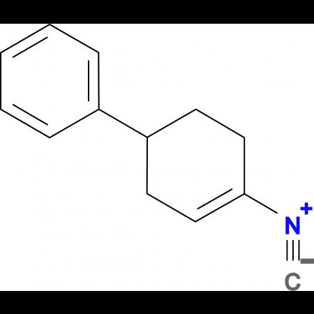 4-Phenyl-cyclohexen-1-yl isocyanide