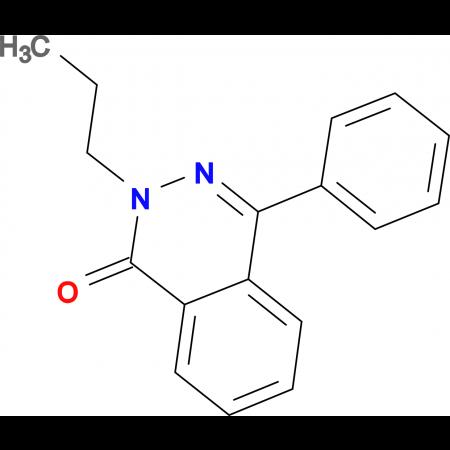 4-Phenyl-2-propyl-2H-phthalazin-1-one