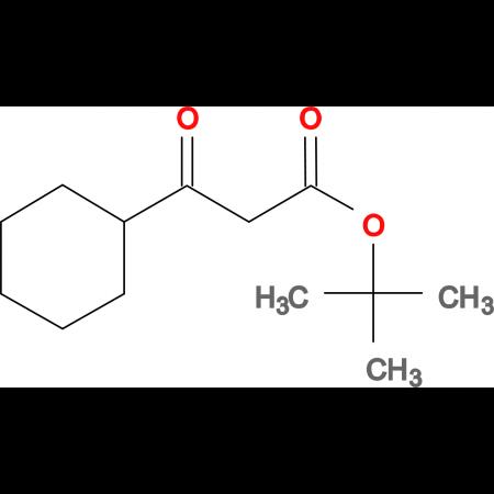 3-Cyclohexyl-3-oxo-propionic acid tert-butyl ester