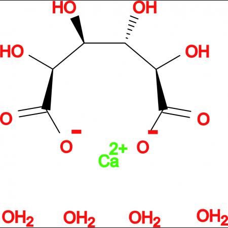 Calcium D-saccharate tetrahydrate