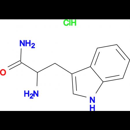 DL-tryptophan amide hydrochloride
