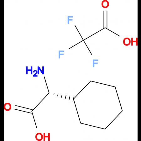 D-2-Cyclohexylglycine trifluoroacetate