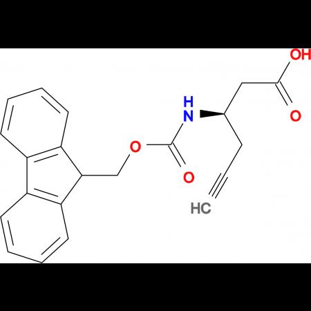 Fmoc-D-b-homopropargylglycine