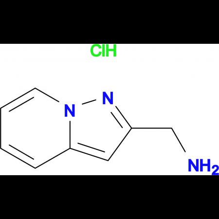 Pyrazolo[1,5-a]pyridin-2-yl-methylamine hydrochloride