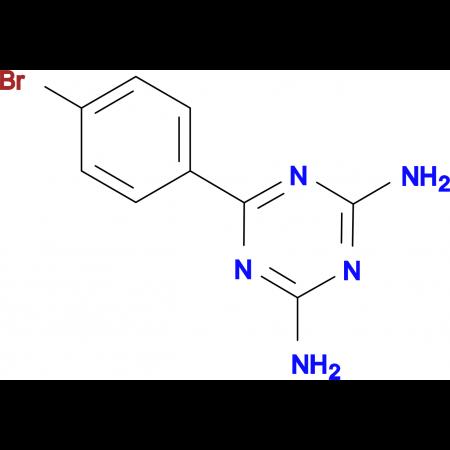 2,4-Diamino-6-(4-bromophenyl)-1,3,5-triazine