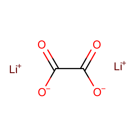 Lithium oxalate