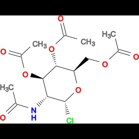 2-Acetamido-2-deoxy-a-D-glucopyranosyl chloride 3,4,6-triacetate