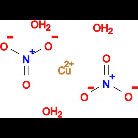 Copper(II) nitrate trihydrate