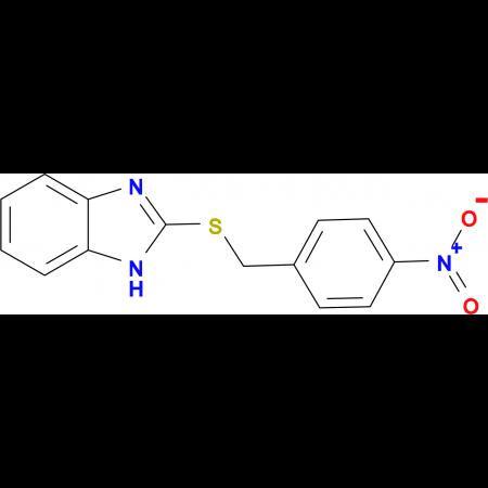 2-[(4-Nitrobenzyl)thio]-1H-benzimidazole
