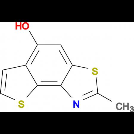 2-methylthieno[3',2':5,6]benzo[1,2-d]thiazol-5-ol