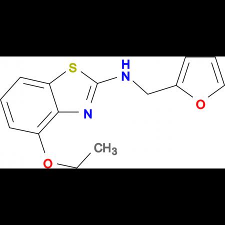 4-ethoxy-N-(furan-2-ylmethyl)benzo[d]thiazol-2-amine