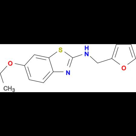 6-ethoxy-N-(furan-2-ylmethyl)benzo[d]thiazol-2-amine