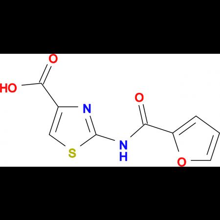 2-(2-Furoylamino)-1,3-thiazole-4-carboxylic acid