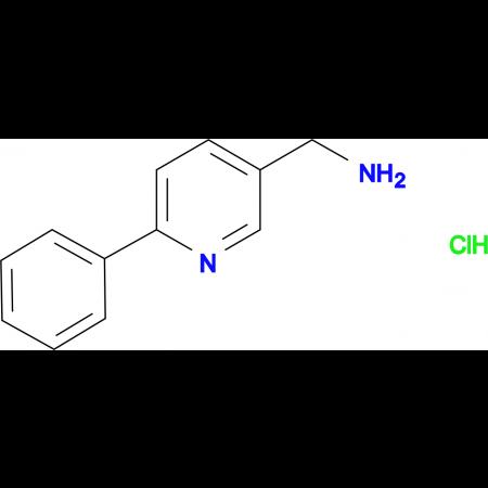 (6-phenylpyridin-3-yl)methanamine
