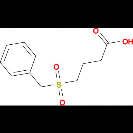 4-(benzylsulfonyl)butanoic acid