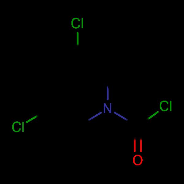 Bis(2-chloroethyl)carbamic chloride