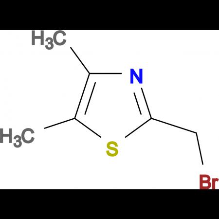 2-(bromomethyl)-4,5-dimethyl-1,3-thiazole