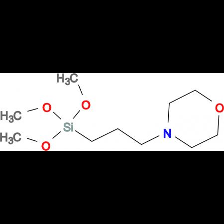 4-(3-(Trimethoxysilyl)propyl)morpholine