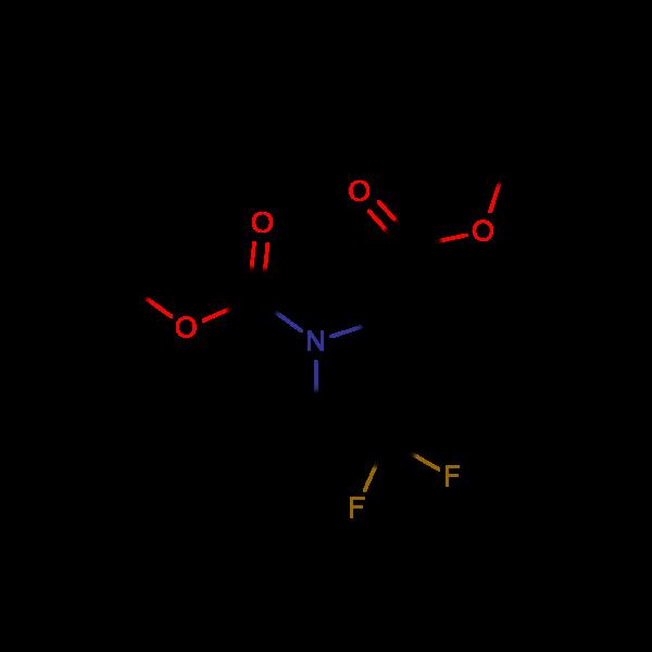 (S)-1-tert-Butyl 2-ethyl 4,4-difluoropyrrolidine-1,2-dicarboxylate