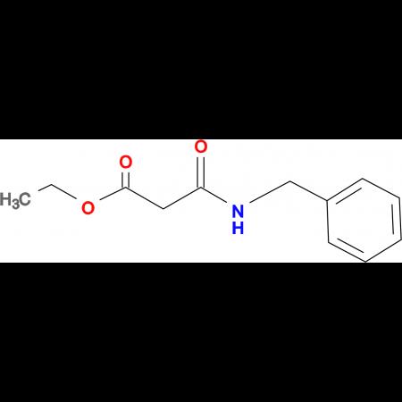 Ethyl 3-(benzylamino)-3-oxopropanoate