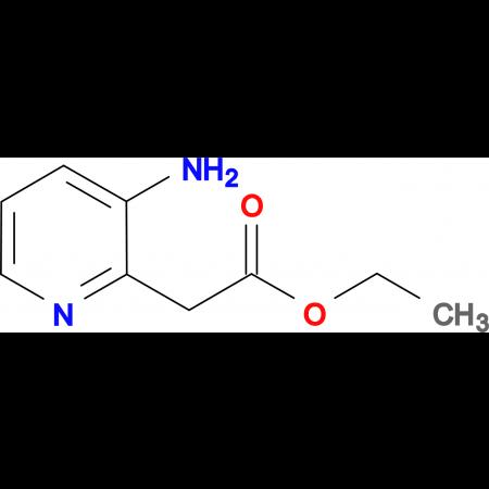Ethyl 2-(3-aminopyridin-2-yl)acetate