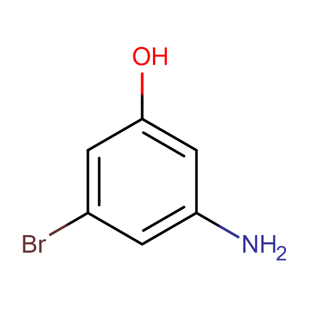 3-AMINO-5-BROMOPHENOL