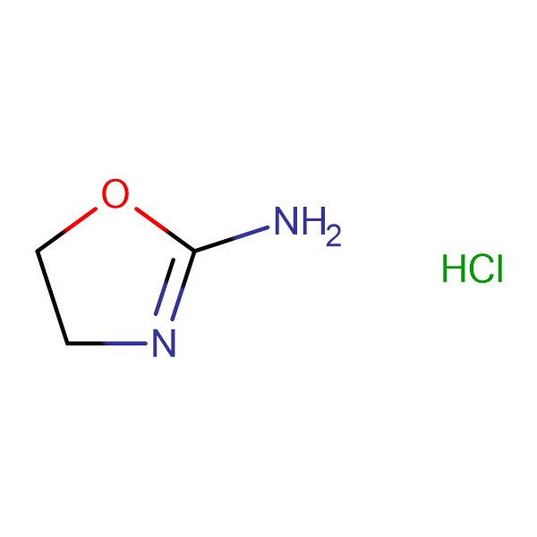 4,5-DIHYDROOXAZOL-2-AMINE HCL