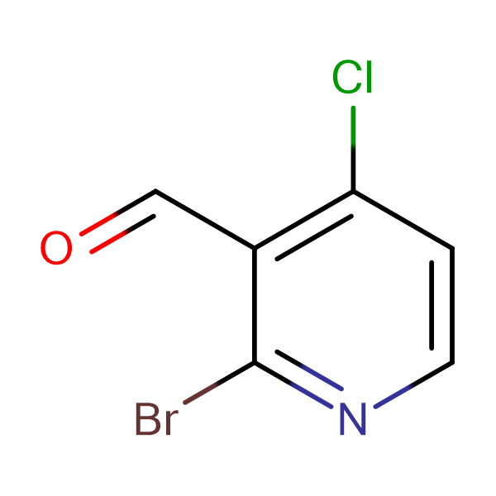 2-BROMO-4-CHLORONICOTINALDEHYDE