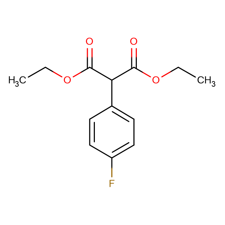 DIETHYL 2-(4-FLUOROPHENYL)MALONATE