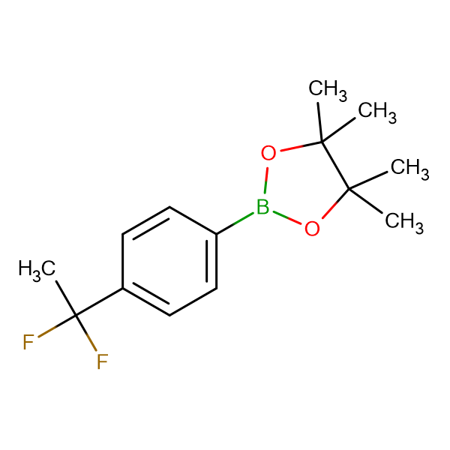 (4-(1,1-DIFLUOROETHYL)PHENYL)BORONIC ACID PINACOL ESTER