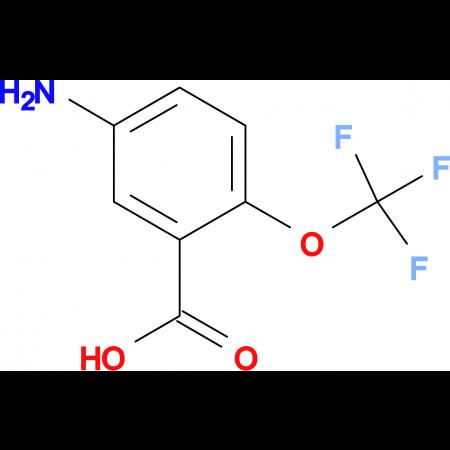 5-AMINO-2-(TRIFLUOROMETHOXY)BENZOIC ACID
