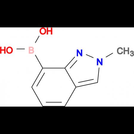 2-METHYLINDAZOLE-7-BORONIC ACID
