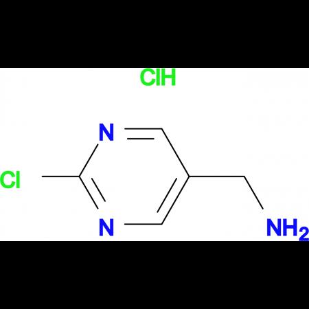 (2-CHLOROPYRIMIDIN-5-YL)METHANAMINE HCL