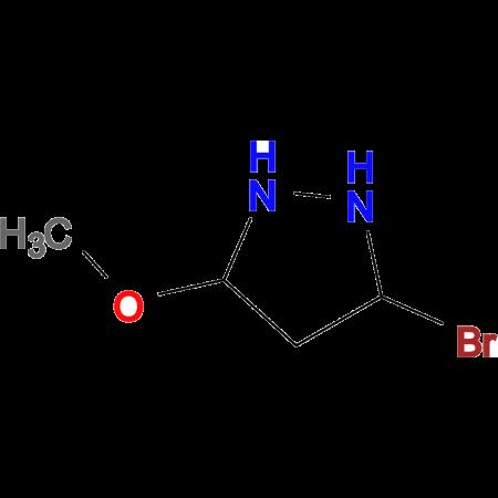 5-BROMO-3-METHOXY-1H-PYRAZOLE