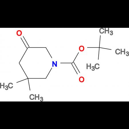 1-BOC-5,5-DIMETHYL-3-PIPERIDONE