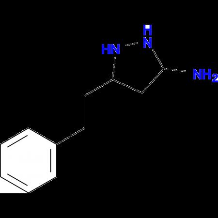 3-(2-Phenylethyl)-1H-Pyrazol-5-Amine