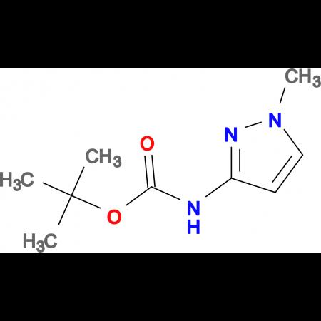 TERT-BUTYL (1-METHYL-1H-PYRAZOL-3-YL)CARBAMATE