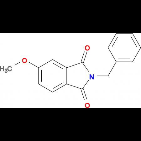 2-BENZYL-5-METHOXYISOINDOLINE-1,3-DIONE