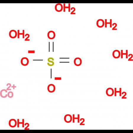 Cobalt (II) sulfate heptahydrate