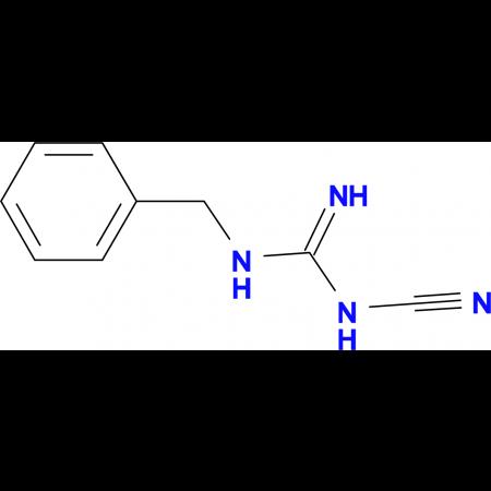 3-benzyl-1-cyanoguanidine
