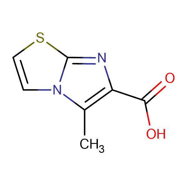 5-methylimidazo[2,1-b][1,3]thiazole-6-carboxylic acid