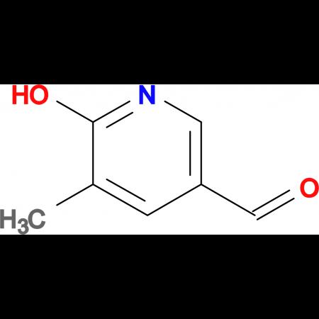 6-hydroxy-5-methylnicotinaldehyde