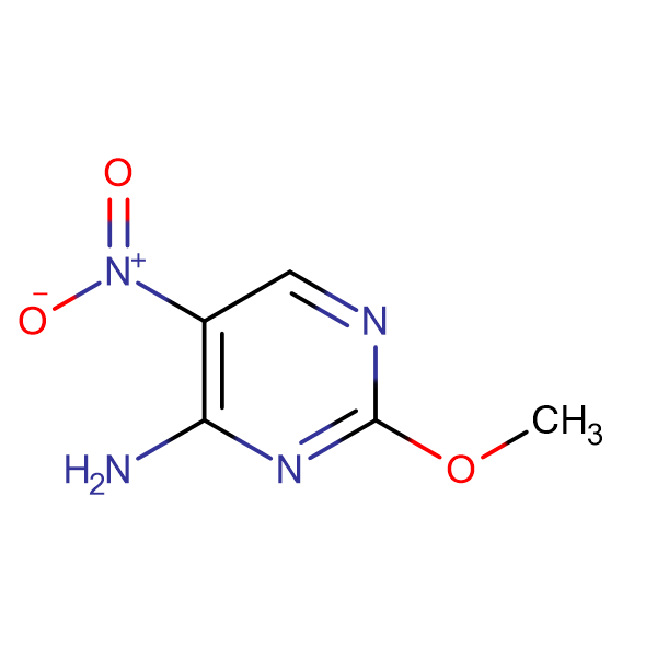 2-METHOXY-5-NITROPYRIMIDIN-4-AMINE