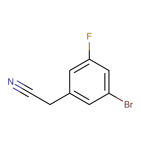 3-BROMO-5-FLUOROBENZYL CYANIDE