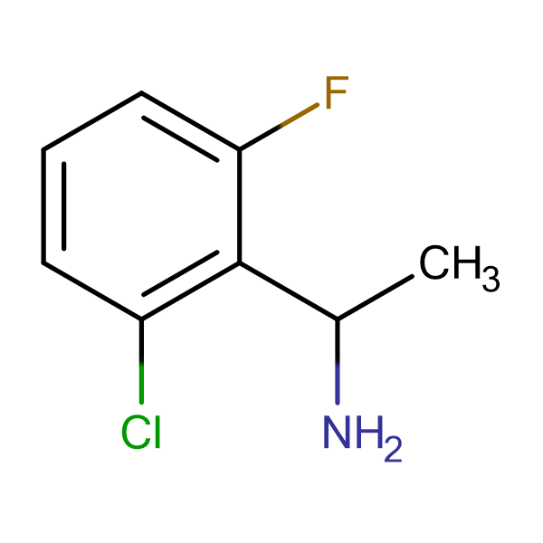 1-(2-CHLORO-6-FLUOROPHENYL)ETHAN-1-AMINE