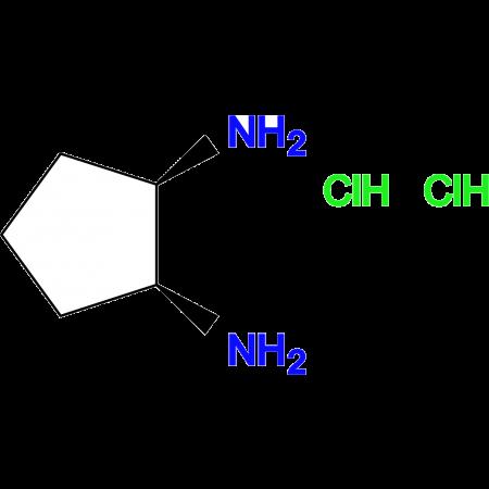(1R,2S)-CYCLOPENTANE-1,2-DIAMINE DIHYDROCHLORIDE