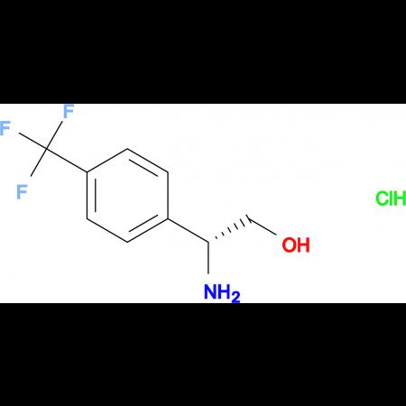 (2R)-2-AMINO-2-[4-(TRIFLUOROMETHYL)PHENYL]ETHAN-1-OL